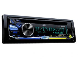 Revue du JVC KD-R981BT, autoradio Bluetooth, USB et CD