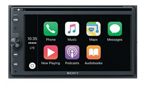 Autoradio Sony XAV-AX100, Apple Carplay et Android Auto