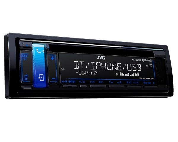 JVC KD-R881BT, autoradio Bluetooth