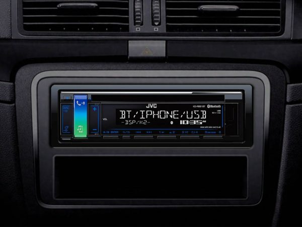 jvc KD-R881BT bluetooth