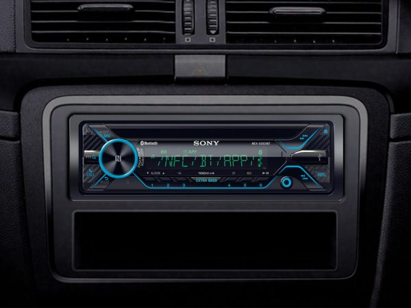 autoradio CD Bluetooth Sony MEX-GS820bt