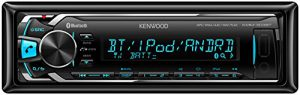 JVC Kenwood KMM-303BT Bluetooth