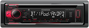 JVC-Kenwood KDC-BT510U Bluetooth