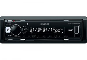 Kenwood KMM-BT502DAB Bluetooth