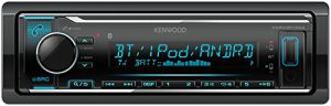 KENWOOD KMM-BT304 Bluetooth