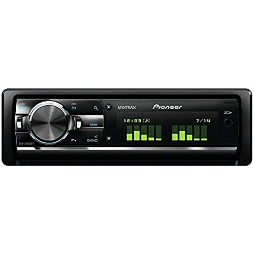 Pioneer RDSCD RDS Tuner avec Bluetooth, Mixtrax EZ pour iPod/iPhone et Android Control
